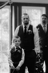 groom. ring bearer